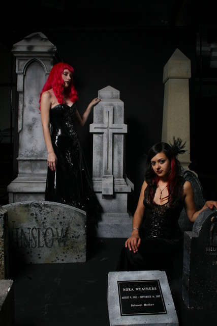 Headstones - cemetery girls 37.JPG