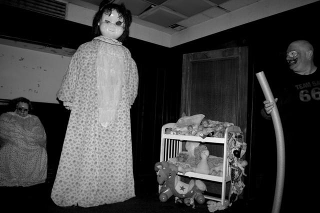 Institute of Mental Decay Haunted House click for more info