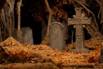 Highlight for Album: Headstone and Tombstone Props