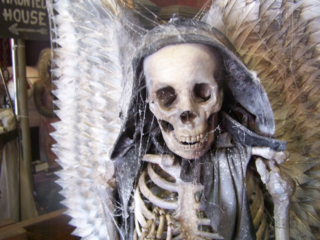 Halloween Skeleton - angel of death  6.JPG
