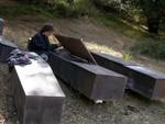 casket rigging bj