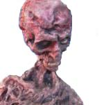 scream play Rotted Corpse Prop