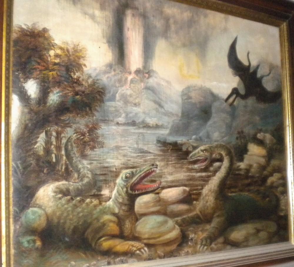 Props For Rent Amp Portfolio Victorian Dinosaurs