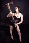 mattock pick axe  9728